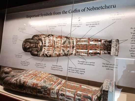 Penn Museum: Egyptian Mummies and Coffins