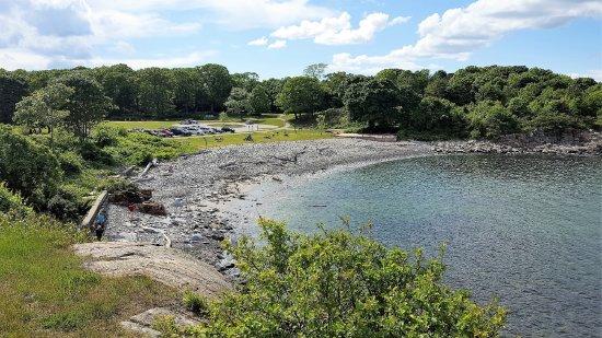 Cape Elizabeth, ME: Fort Williams Park - Portland - Maine