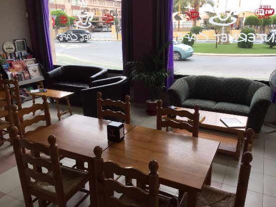 Huércal-Overa, Spagna: Awaiting you... and food and coffee