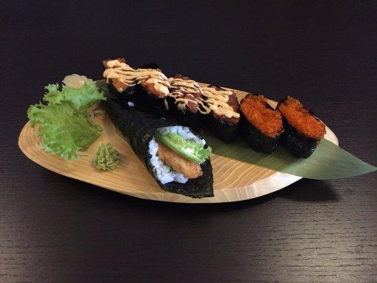 Sushigarden Cucina Giapponese Picture Of Sushi Garden Catania