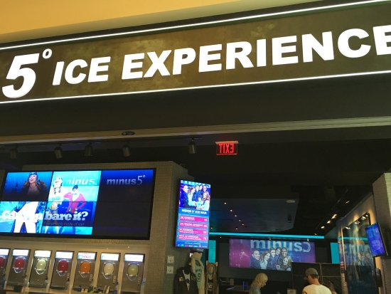 Photo of Nightclub Minus 5 Ice Bar - Monte Carlo at 3770 Las Vegas Blvd S, Las Vegas, NV 89109, United States