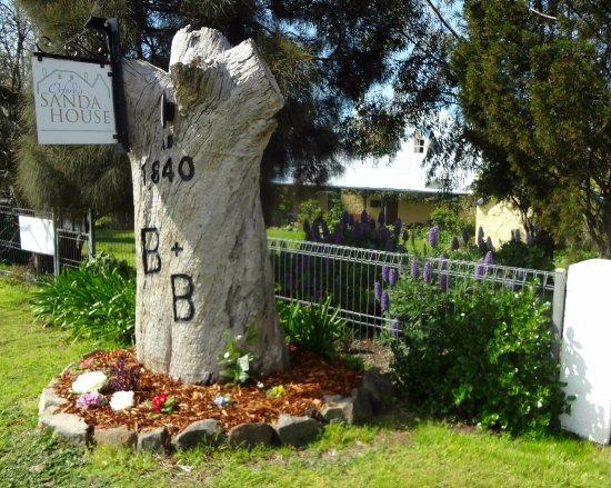 Orford, Austrália: Front entrance