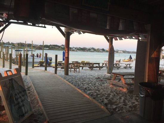 Perdido Key, FL: Wonderful views and great service. Thanks Chip!