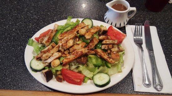 East Windsor, CT: Grilled Chicken Salad