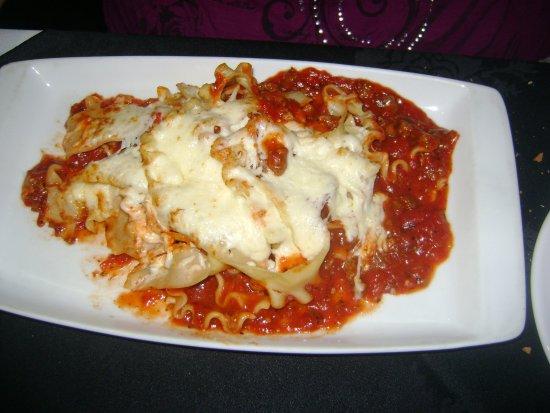 Robbie S Italian Restaurant La Lasagne