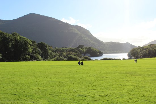 Muckross House, Gardens & Traditional Farms: grounds