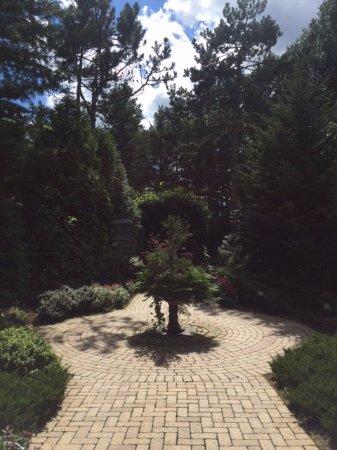 Manabe Garden : ステキなエントランス