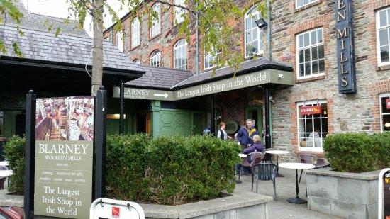 บลาร์นีย์, ไอร์แลนด์: Entrance