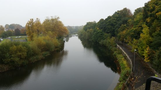 Kilkenny, Irland: The River Nore