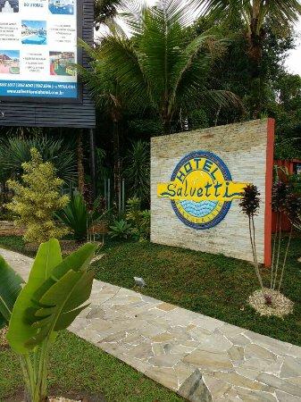 살베티 프라이아 호텔