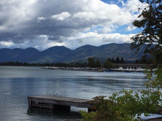 Polson, Montana: Flathead Lake