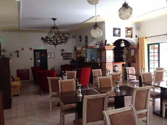 Solar de Mos Hotel: Lovely dinning/breakfast room
