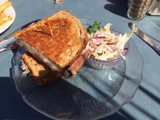 Reedsport, Oregón: Reuben sandwich