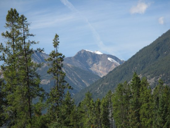 Hills around Panorama