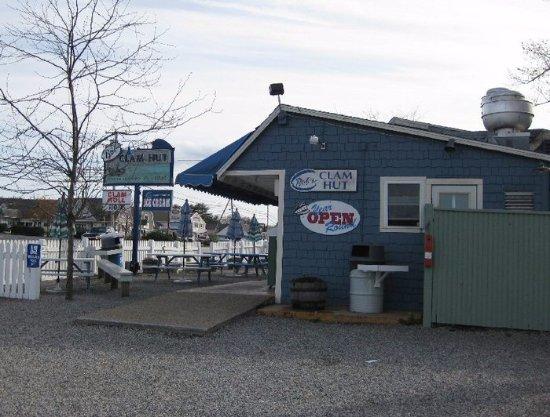 Kittery, Maine: Bob's Clam Hut