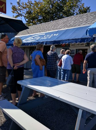 Kittery, ME: Bob's Clam Hut