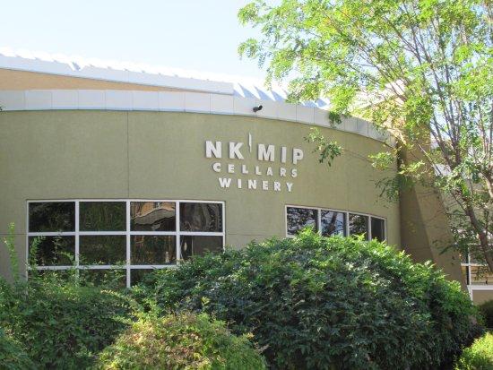 โอซอยออส, แคนาดา: NK'MIP Cellars at Spirit Ridge