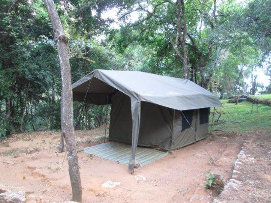 River Garden Resort & Camp Site: Campsite