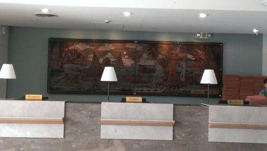 Foto de Palasia Hotel Palau