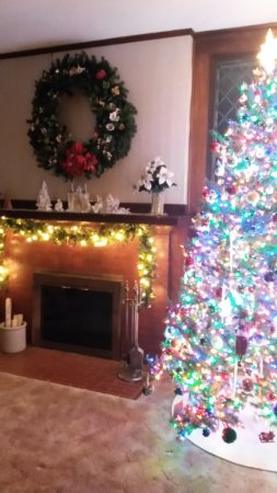 Lake Mills, WI: Christmas at Sweet Autumn Inn