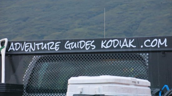 Kodiak, AK: The right guide makes all the difference in the world!
