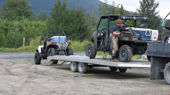 Kodiak, AK: load up