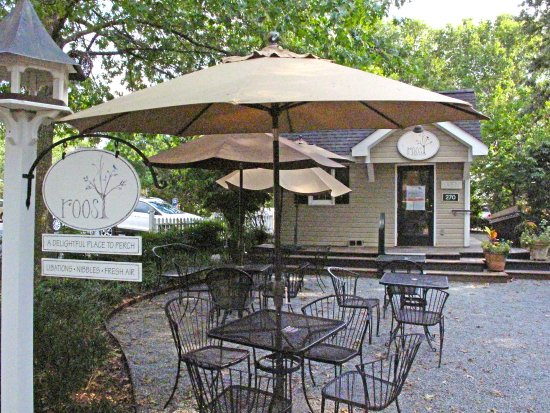roost outdoor seating picture of roost beer garden pittsboro