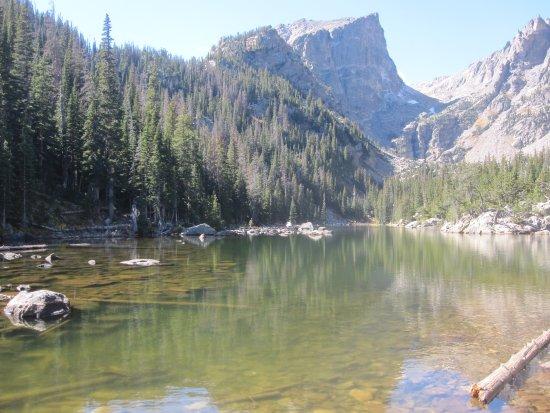 Dream Lake Picture Of Emerald Lake Trail Rocky Mountain