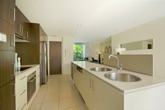 Coolum Beach, Australia: Kitchen
