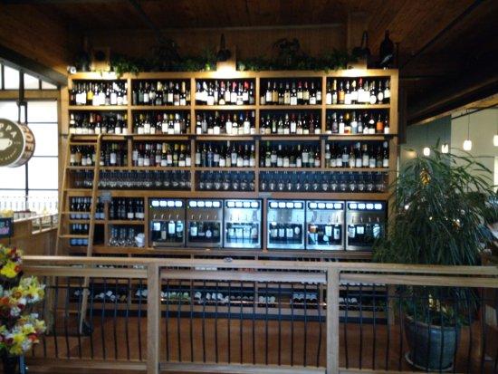 Mount Vernon, WA: Wine selection