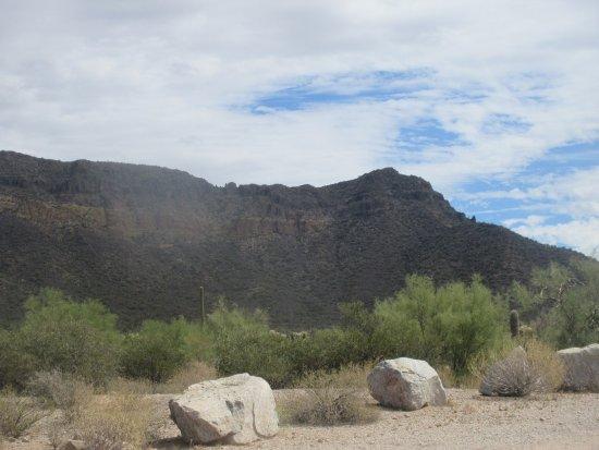 Usery Mountain Regional Park, Mesa, Az
