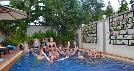 Bliss Villa: Swimming Pool