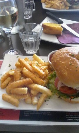 Apache Jack's: WEDNESDAY BURGER AND BEER MEAL