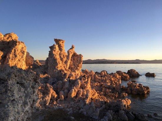 Lee Vining, Kalifornien: Mono Lake Tufa