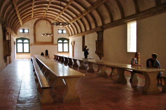 Tomar, Portekiz: Convento da Ordem de Cristo