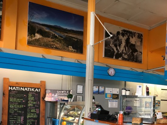 Gisborne, Selandia Baru: Hati Nati