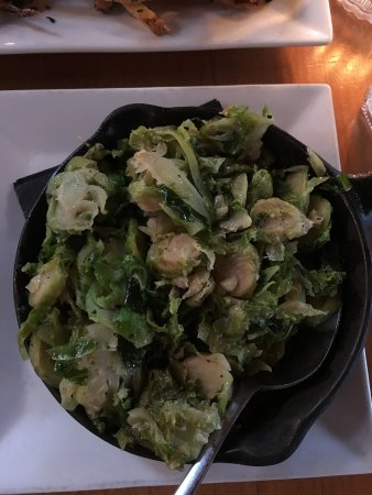 Killington, VT: Brussel sprouts