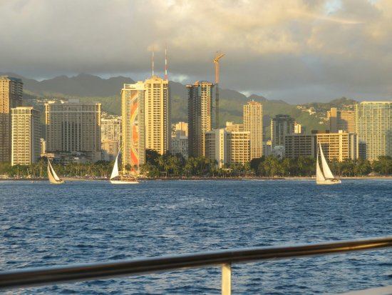 Star of Honolulu - Dinner and Whale Watch Cruises