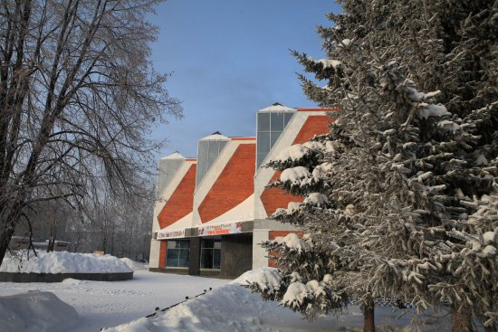 Seversk, Russland: Музей г. Северска