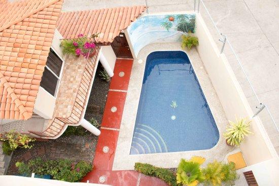 Canto del Mar Hotel & Villas: Alberca Canto del Mar Zihuatanejo