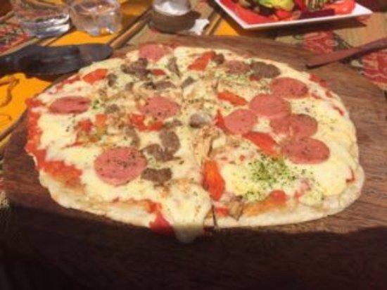 Cabanaconde, Περού: Pizza