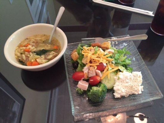 Ely, NV: Salad Bar Choice