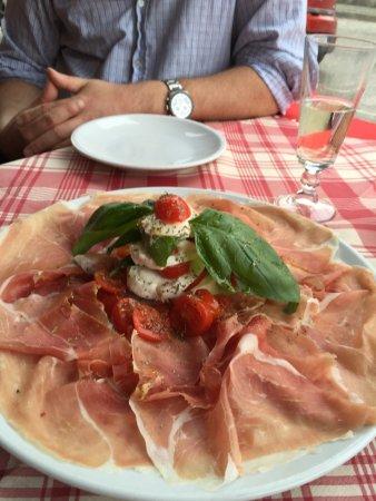 Colorno, Włochy: Yummy