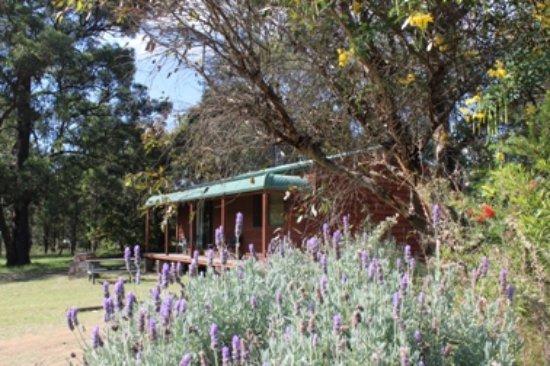 Hunter Hideaway Cottages: Hermitage cottage