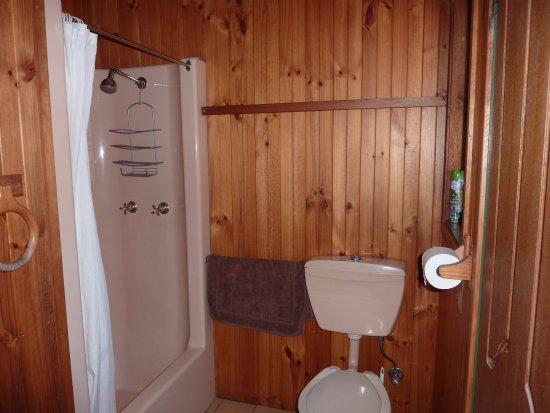 Rothbury, Australia: Bathroom