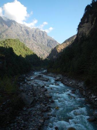 Долина Катманду, Непал: Frolic Adventures scenery, NEPAL