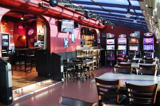 Stettler, كندا: lounge