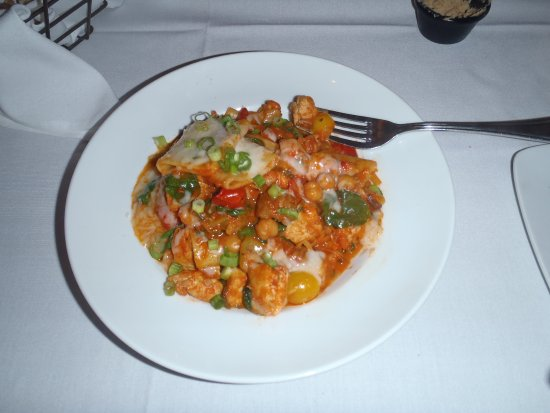 Pier House : Chicken and Pasta