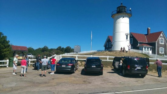 Woods Hole, MA: Nobska Point Lighthouse