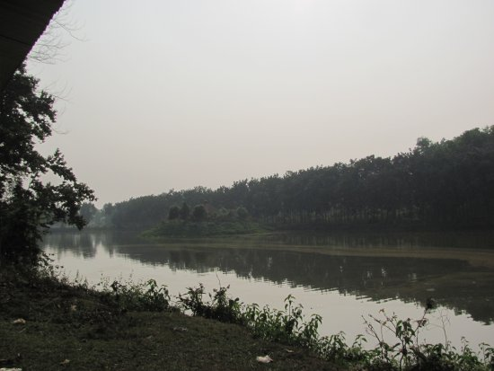 ‪‪Sherpur‬, بنجلاديش: The lake in Gajni, Sherpur‬